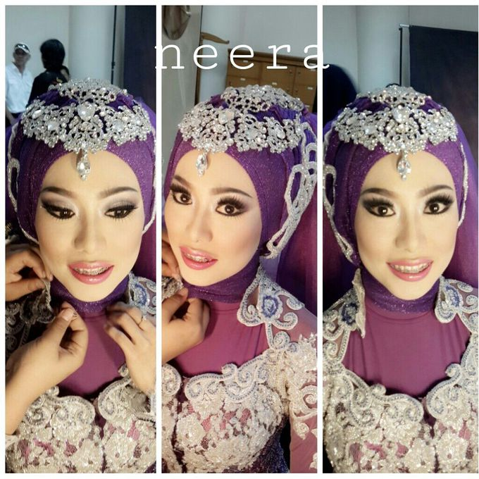Makeup Portfolio by Neera Muslimah Make Up - 002