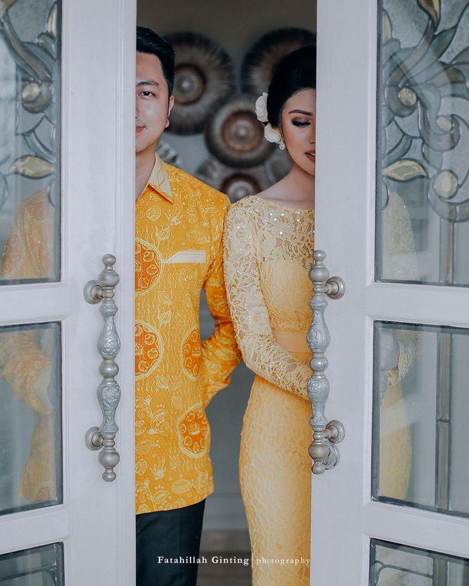 The Engagement of Ariska Putri Pertiwi & Tengku Ryan Novandi by Anaz Khairunnaz - 013