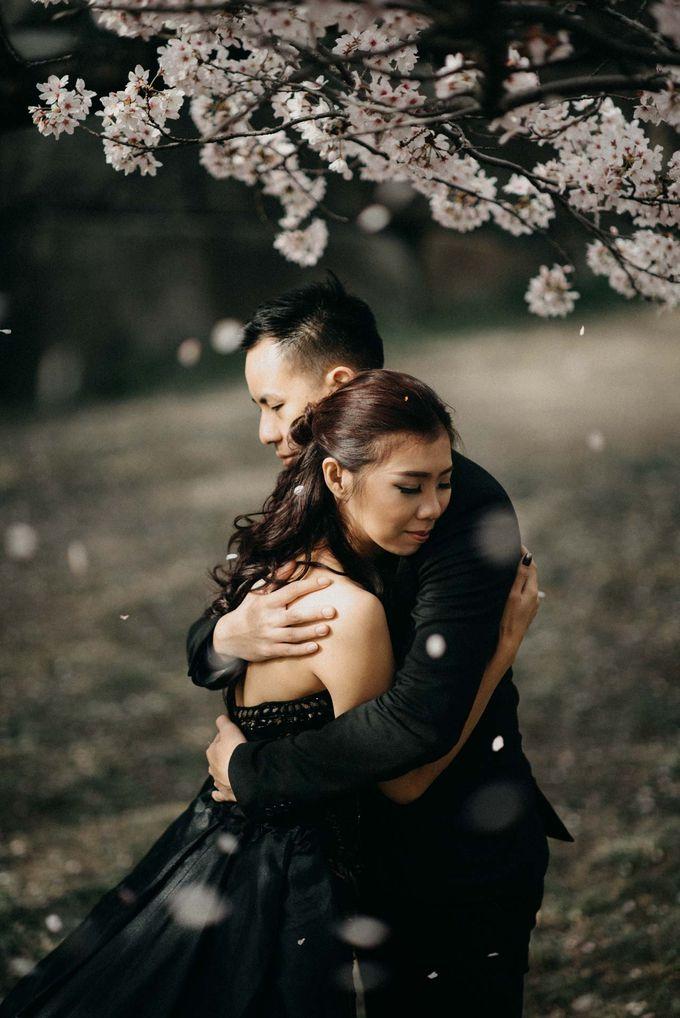 Ditto & Silvy Prewedding by Dhika by MA Fotografia - 041