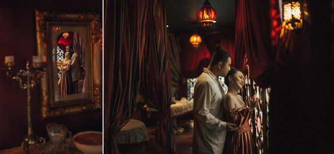 PRE - WEDDING EDWIN & YOMEDIKA BY RIO YAPARI by All Seasons Photo - 035
