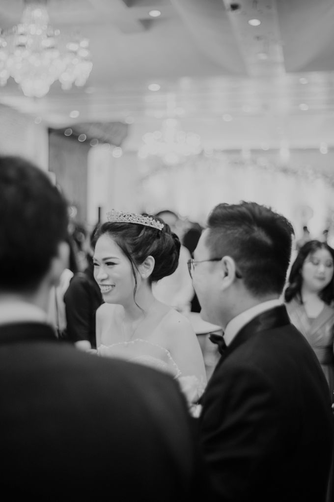 Lady & Julianto Wedding at Le Meridien Jakarta by AKSA Creative - 042
