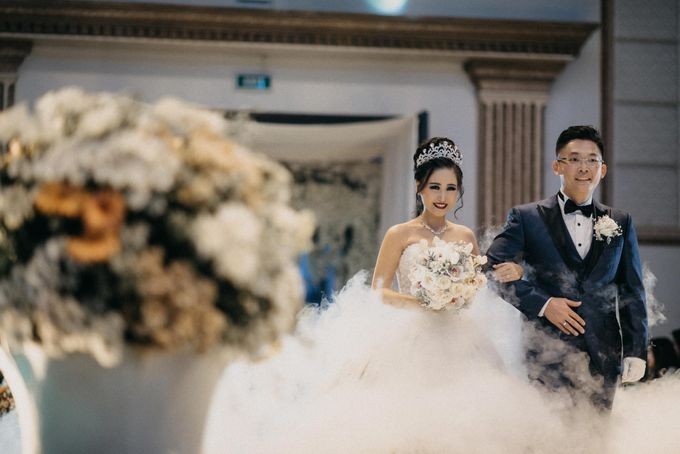 HENDRA & JENNY WEDDING by DHIKA by MA Fotografia - 042