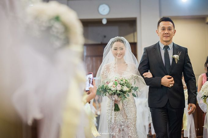 The Wedding of Gerry & Devina by The Wagyu Story - 042