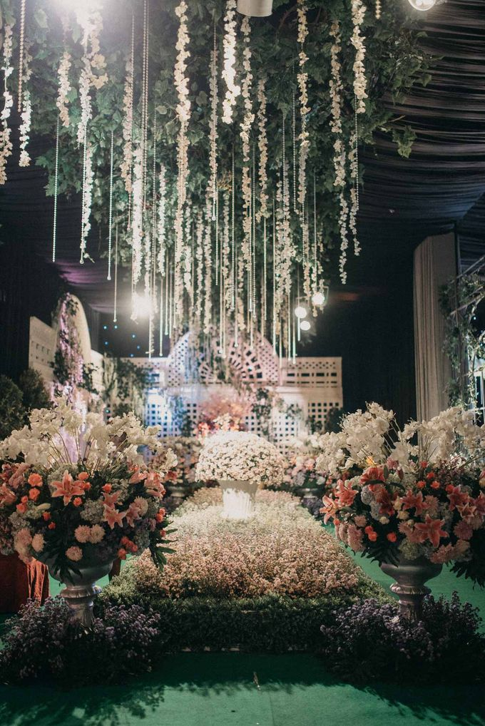 Andre & Elvira Wedding by Dhika by MA Fotografia - 040
