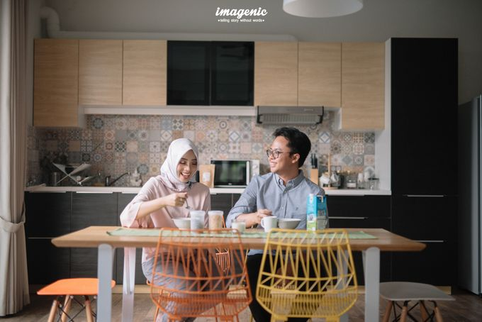 Prewedding M & F by Imagenic - 039