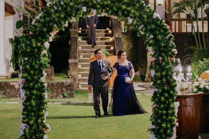 Wedding Hosana & Vina by Ananda Yoga Organizer - 039