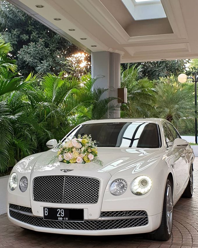 The wedding of Davin & Marsha by Priority Rent car - 001
