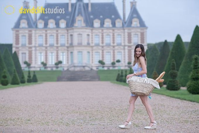 Wedding Photoshoot in Paris with various brides by davidcliftstudios - 004