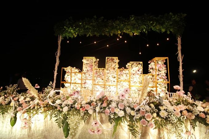 The Wedding of Alvin & Gabriella by Tinara Brides - 001