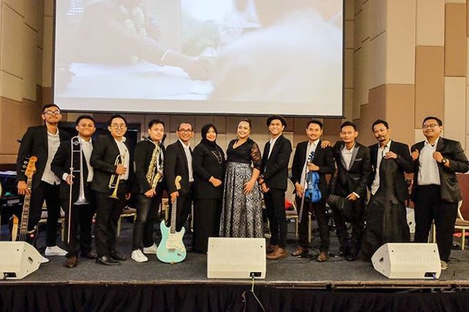 full band by Sony Entertainment Bogor - 001