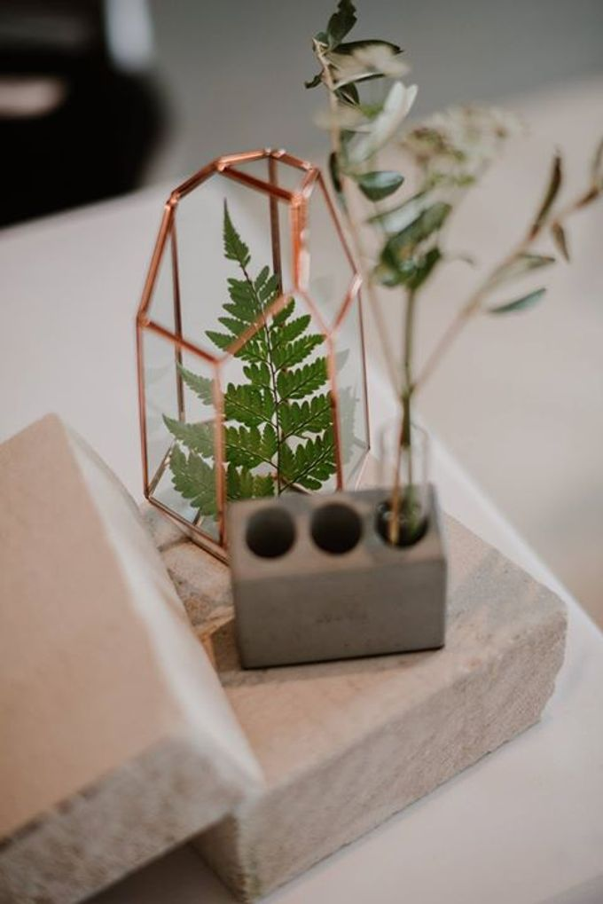 Concrete Garden - Kelvin & Wan Ying by Amperian - 013