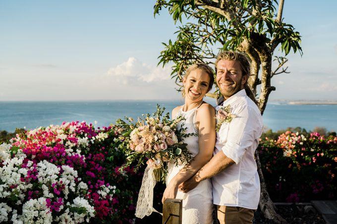 The Wedding of  Sherridan & Dylan by Bali Wedding Atelier - 014