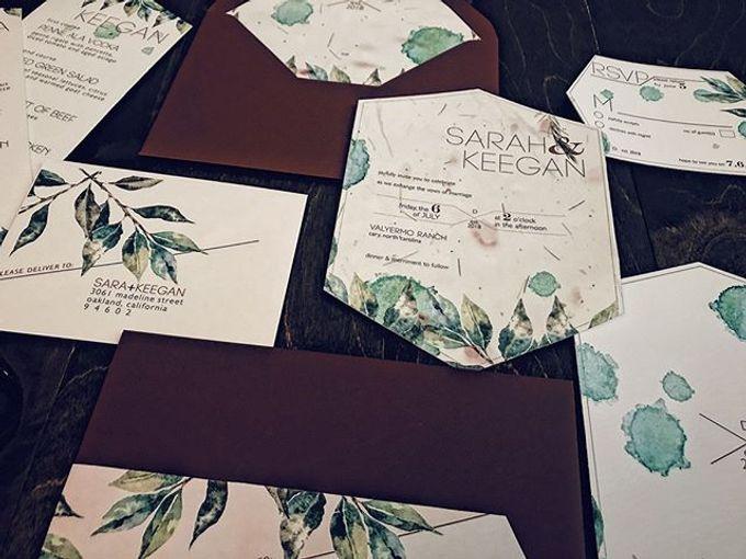 Custom Invitations by revelry + heart - 008
