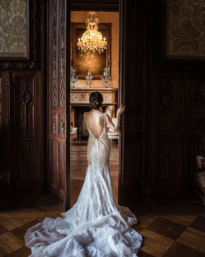 The Perfect Elopement by Chateau Challain Events - 029