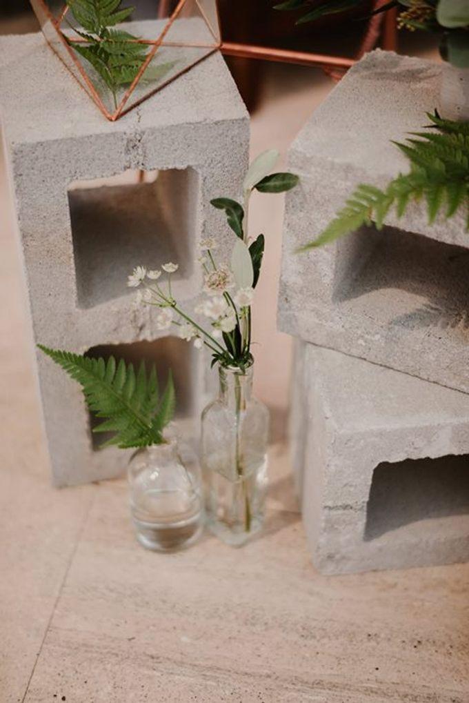 Concrete Garden - Kelvin & Wan Ying by Amperian - 009