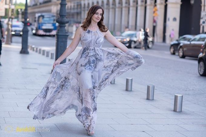 Wedding Photoshoot in Paris with various brides by davidcliftstudios - 002