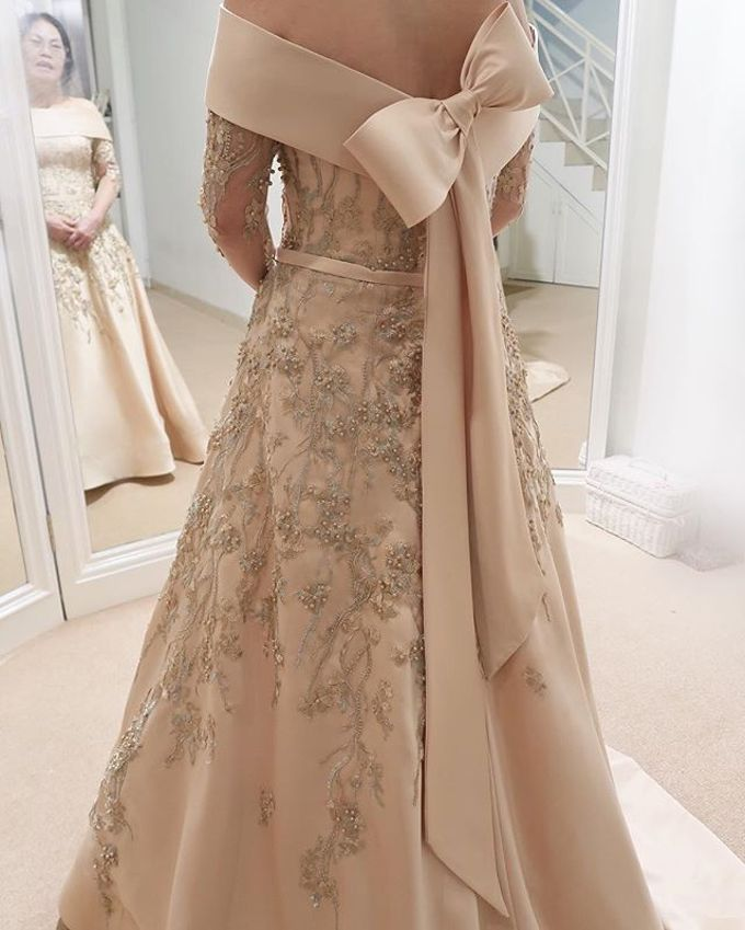 Evening Gown  by Tommy Pancamurti - 021
