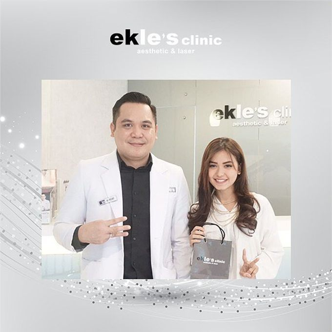 Influencer At Ekle's Clinic  by Ekle's Clinic Aesthetic & Laser - 017