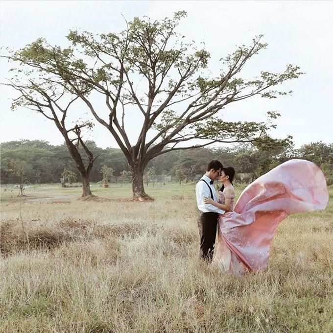 The Pre-wedding of Hendy & Liliani by Vica Wang - 002