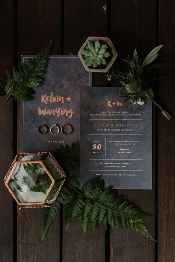 Concrete Garden - Kelvin & Wan Ying by Amperian - 007