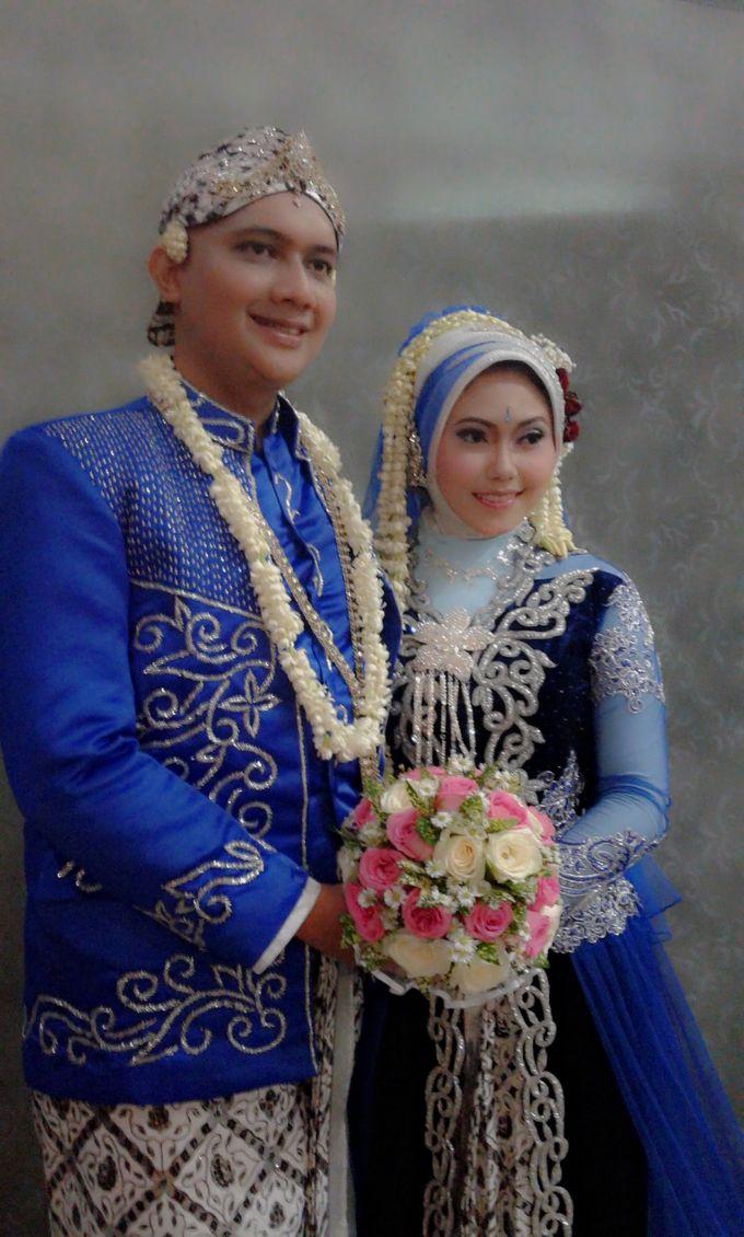 Pengantin Muslim by Arum Ndalu Sanggar Rias Pengantin - 001