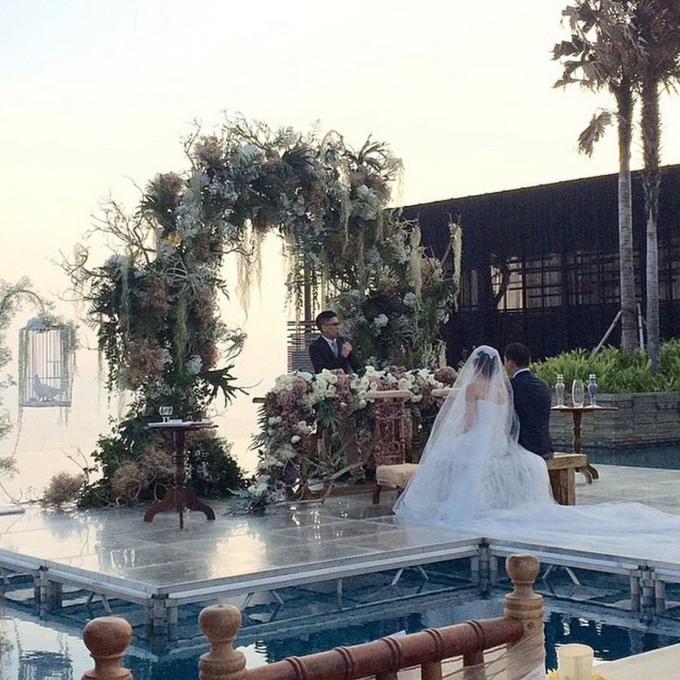 Andree & Priscilla by Elkana Wedding Organizer - 006