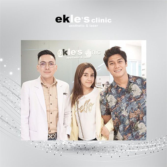 Influencer At Ekle's Clinic  by Ekle's Clinic Aesthetic & Laser - 004