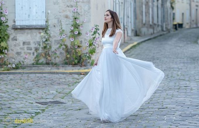 Paris Bridal Shoots  by David Clift Studios - 025