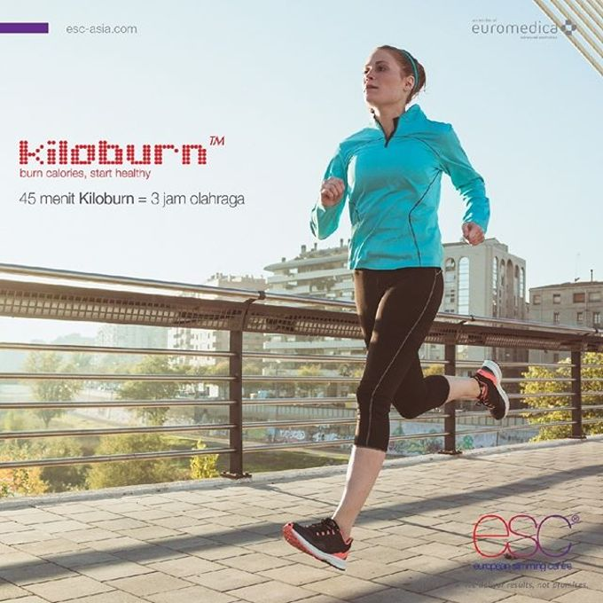 KILOBURN by EUROPEAN SLIMMING CENTRE (ESC) & EUROSKINLAB (ESL) - 001
