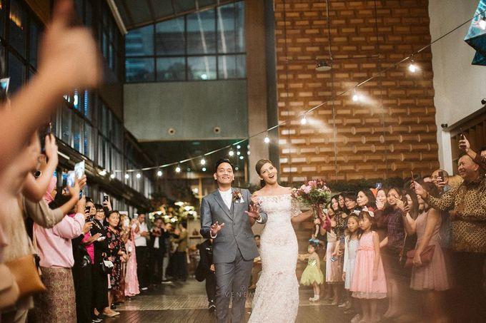 Premium Intimate Wedding at Century Park Hotel by Bright Wedding Jakarta - 002