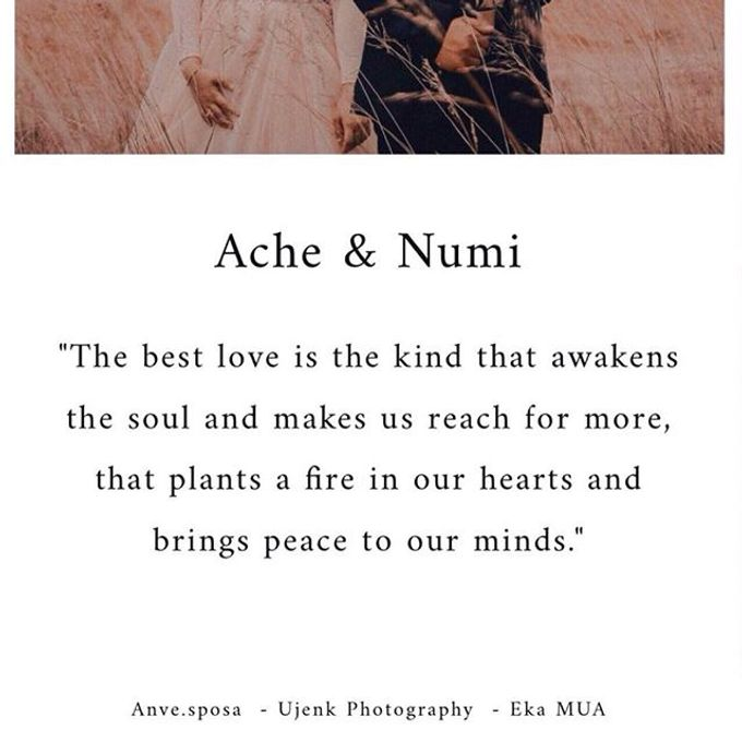 Prewedding of Ache & Numi by Anve Sposa - 006