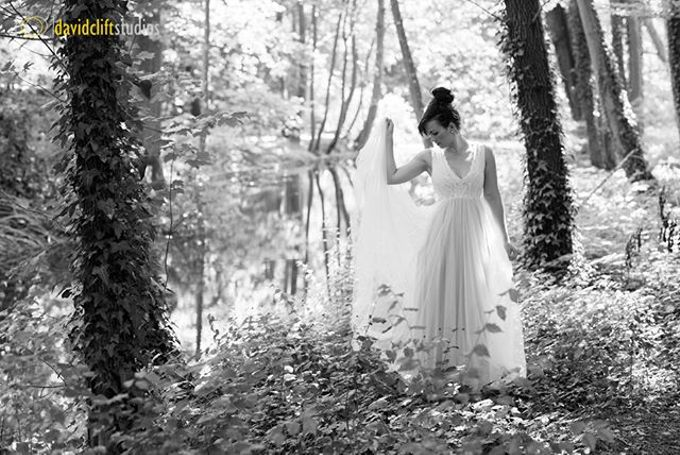 Wedding Photoshoot in Paris with various brides by davidcliftstudios - 006