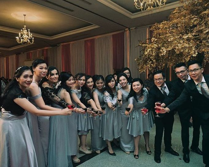 Kris and Debora Wedding by Amour Management - 004