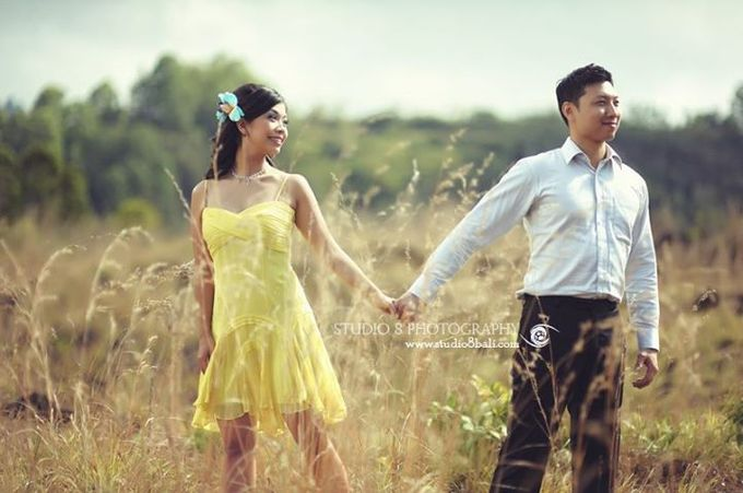 Prewedding - Evan & Shirley by Studio 8 Bali Photography - 011