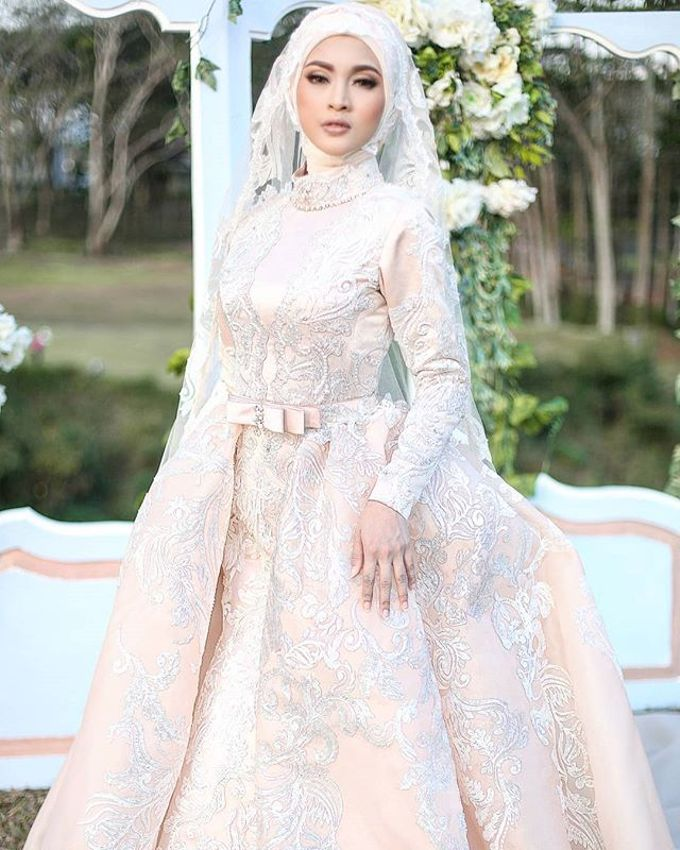 Gester Muslim Bridal by Gester Bridal & Salon Smart Hair - 012
