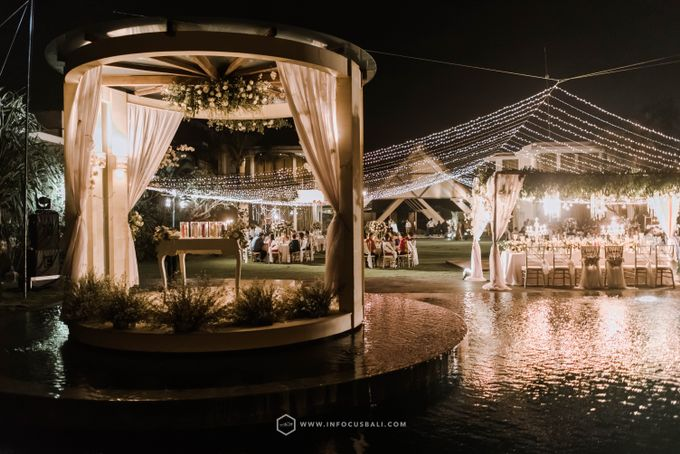 The Wedding of Ovie & Andri by Bali Eve Wedding & Event Planner - 036