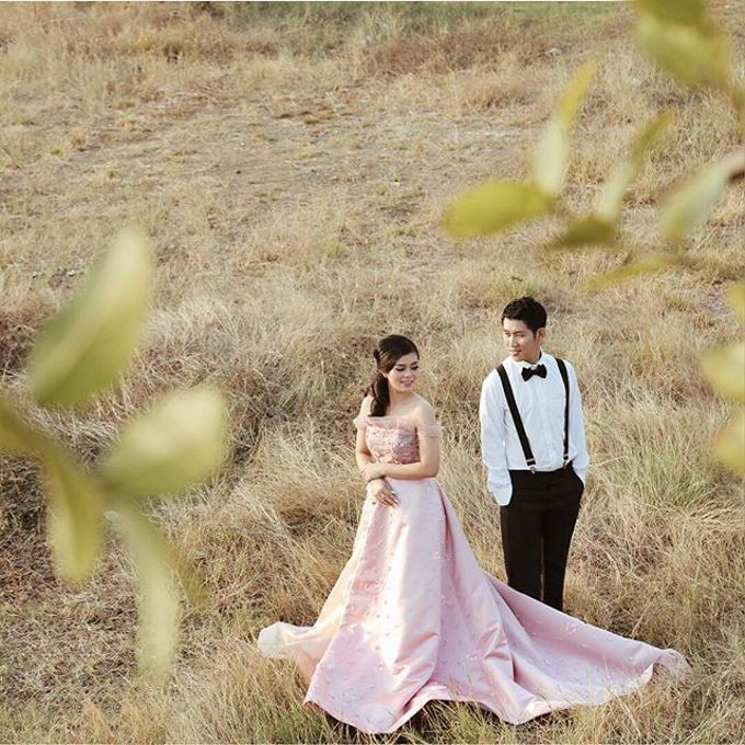 The Pre-wedding of Hendy & Liliani by Vica Wang - 001