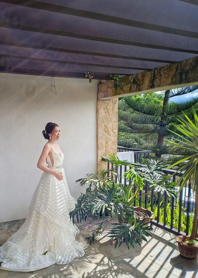 Bridal Gowns by Dakila Couture - 008