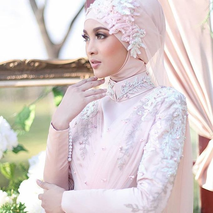 Gester Muslim Bridal by Gester Bridal & Salon Smart Hair - 008