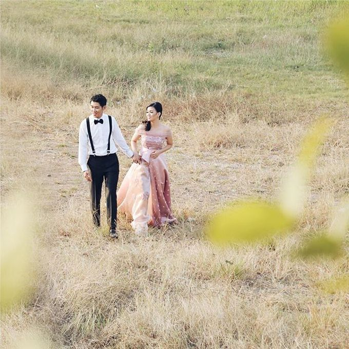 The Pre-wedding of Hendy & Liliani by Vica Wang - 003