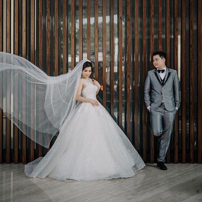 The Wedding of Stephanie & Christianto by Anve Sposa - 002