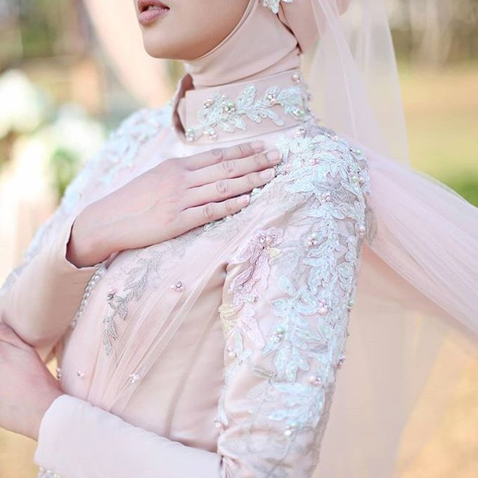 Gester Muslim Bridal by Gester Bridal & Salon Smart Hair - 009