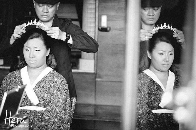 Bali Wedding Photo ~ Zhang Min & Wang YingPing by Heru Photography - 003
