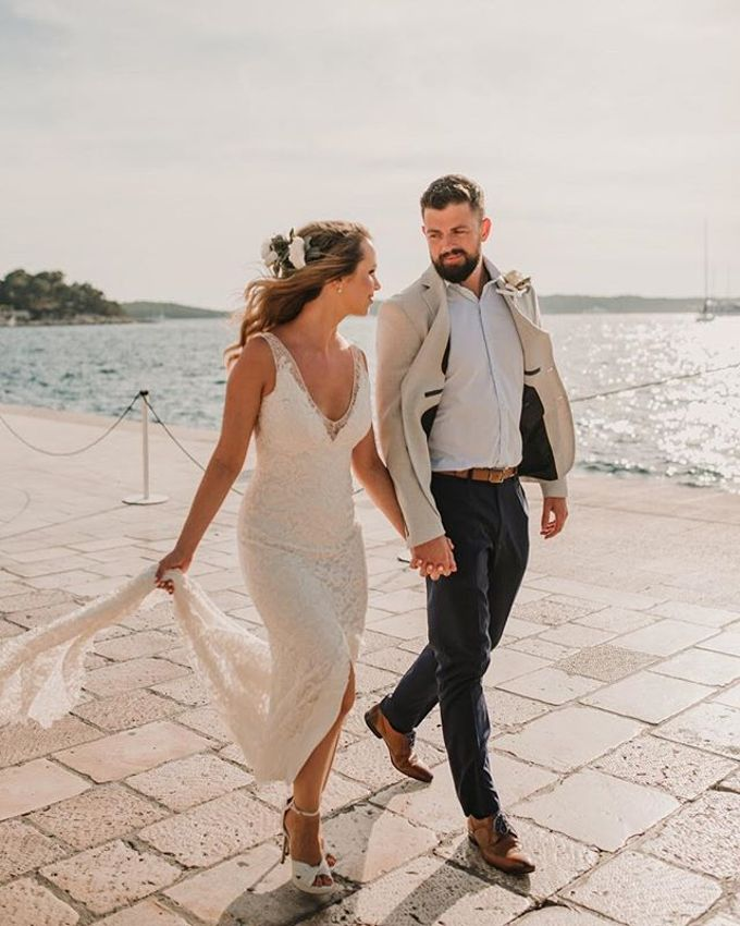 Artistic and Chic weddings by Iva & Vedran Weddings - 036