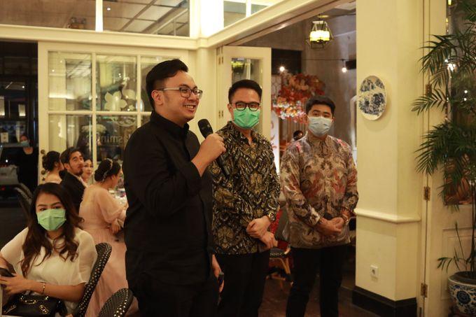 MC Wedding Intimate at Blue Jasmine Jakarta - Anthony Stevven by Anthony Stevven - 030