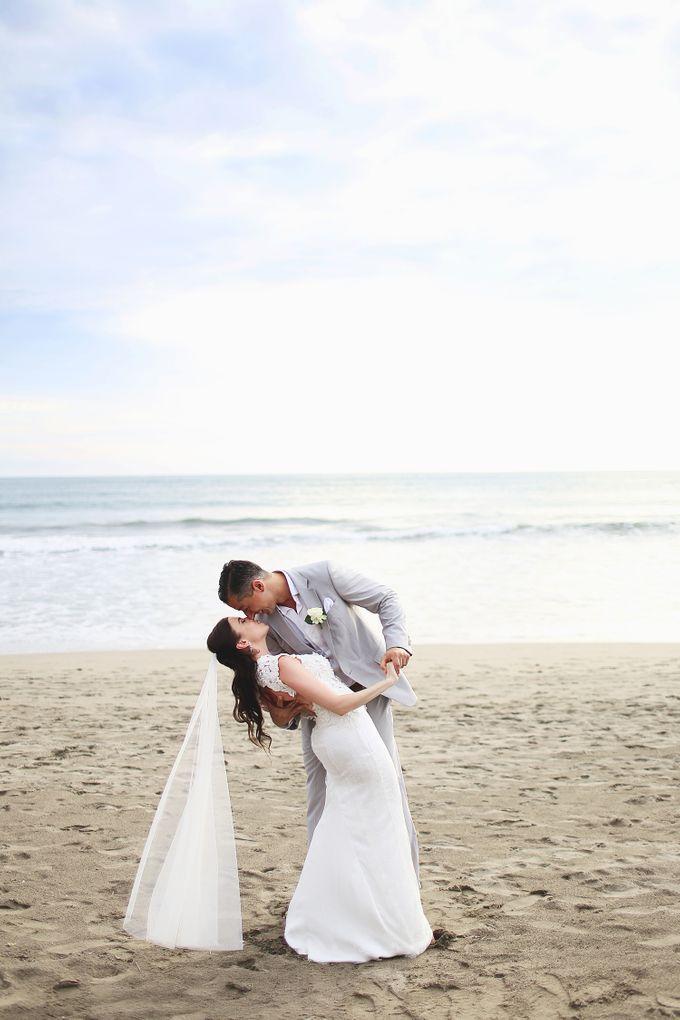 Beach Wedding by W Bali - Seminyak - 027
