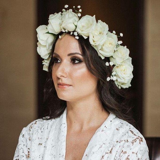 Airbush makeup by Bali Hair and Makeup  / Anja buerck - 004