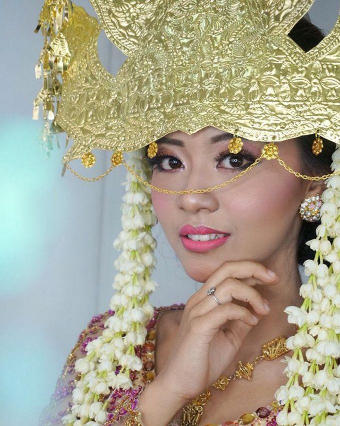 Batak Wedding Makeup by MRS Makeup & Bridal - 004