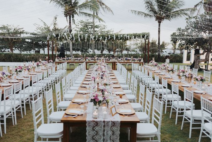 BBQ and Fairy Lights by DIJON BALI CATERING - 008