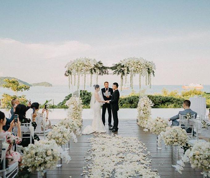 Phuket Beach Wedding of Lisa & William by Hipster Wedding - 002